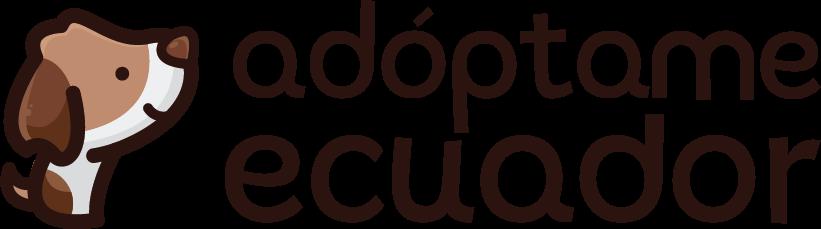 Logo Adóptame Ecuador